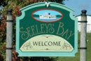 Seeley's Bay Sign